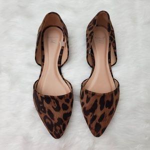New A.N.D Cheetah Flats